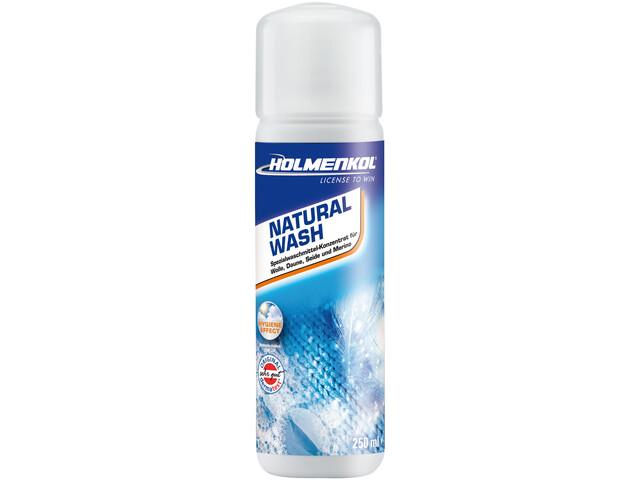 Holmenkol Natural Wash Detergente Especial Lata de 250 ml